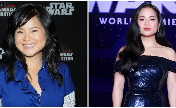 Kelly Marie Tran's lost a lot of weight in recent years.