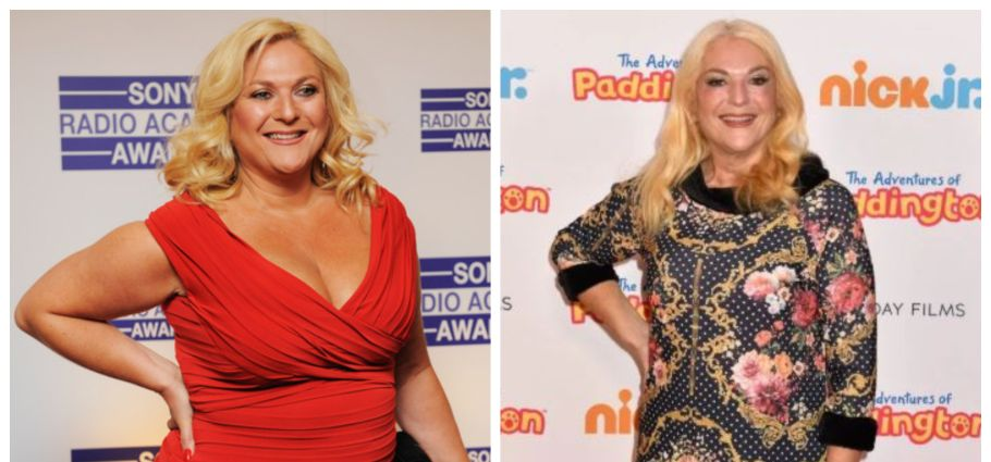 Vanessa Feltz weight loss of 3 stones makes her look amazing.