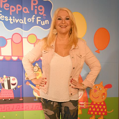 Vanessa Feltz' Thinner Look.