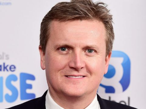 Aled Jones lost 28 lbs or 2 stones weight with juice diet.