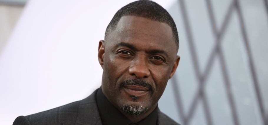 Black Superman Idris Elba Hits Back at Coronavirus Diagnosis Theories