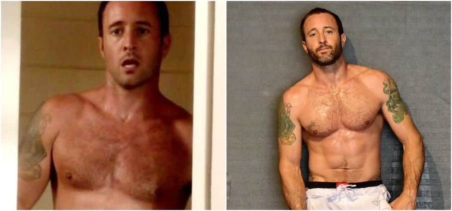 Who Else Wants to Know the Secrets of Alex O'Loughlin Weight Loss?