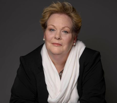 Anne Hegerty says she isn't married at all.
