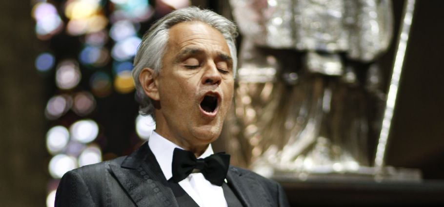 The Truth about Andrea Bocelli Weight Loss!