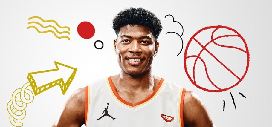 Rui Hachimura currently plays for Washington Wizards.