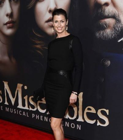 Bridget Moynahan at the red carpet event of a movie.