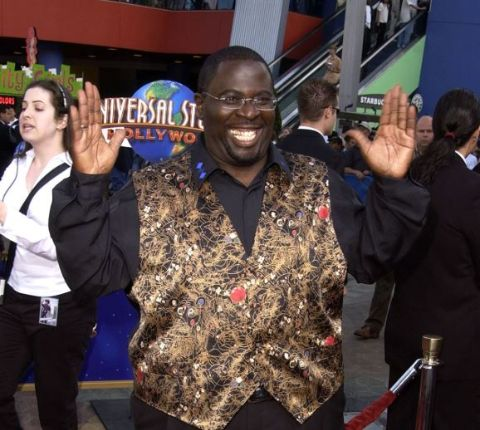 Gary Anthony Williams at the premiere of Undercover Brothers.