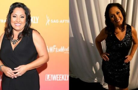 Lynette Romero weight loss before and after photos.