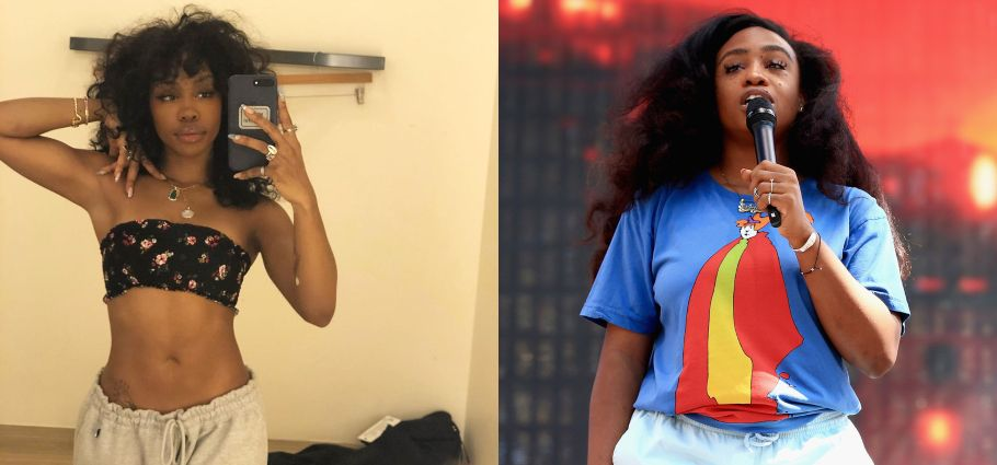 Secrets to SZA's Weight Loss; Here's How She Got Her Slim Figure!