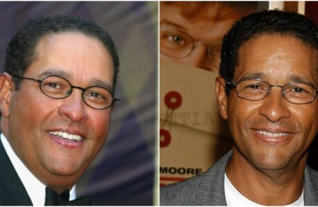 Bryant Gumbel before and after weight loss.