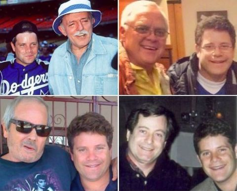 A collage of Sean Astin's Fathers.