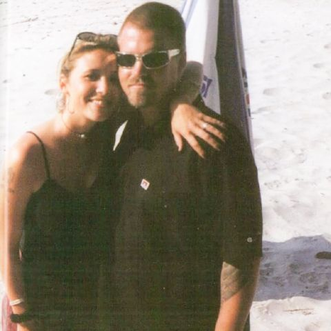 Bradley Nowell and Troy Dendekker when they were together.